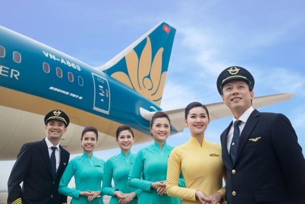 Tưng bừng Khuyến mại Bay Vietnam Airlines cùng Du lịch Ngọc Việt
