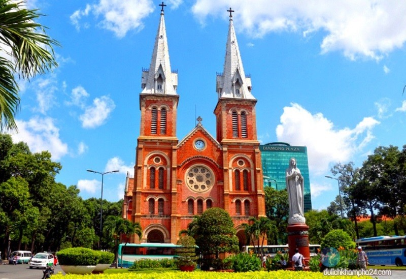 PACKAGES HO CHI MINH - MEKONG - CU CHI TUNNEL TOUR 6DAYS 5NIGHTS