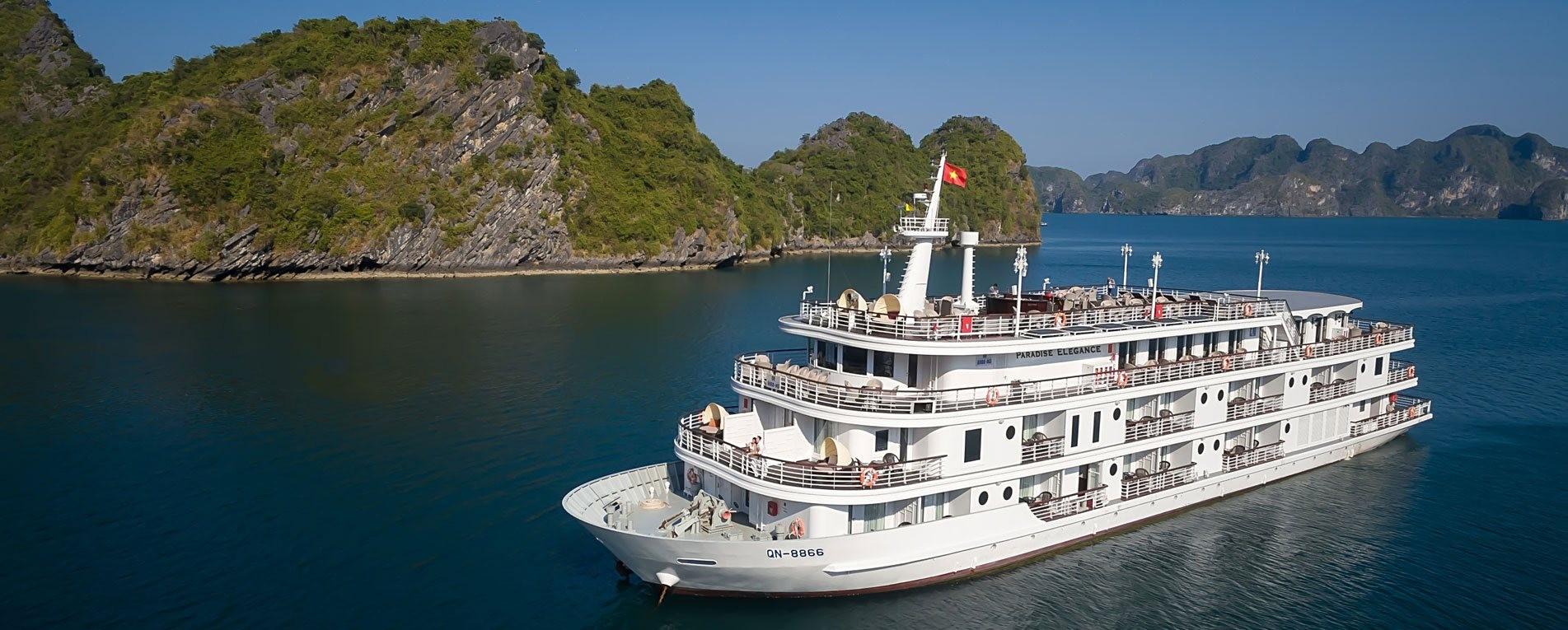 Paradise Cruise 5stars