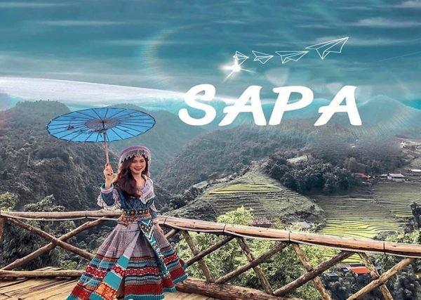 TOUR GHÉP SAPA 2 NGÀY 1 ĐÊM BUS GIƯỜNG NẰM 1450K/KHÁCH