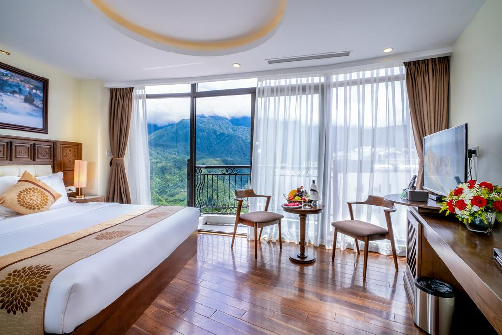 Sapa Relax Hotel & Spa 3 sao