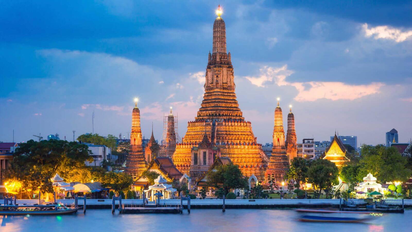 Tour Du Lịch Thái Lan - Bangkok - Pattaya Trong 6 Ngày 5 Đêm